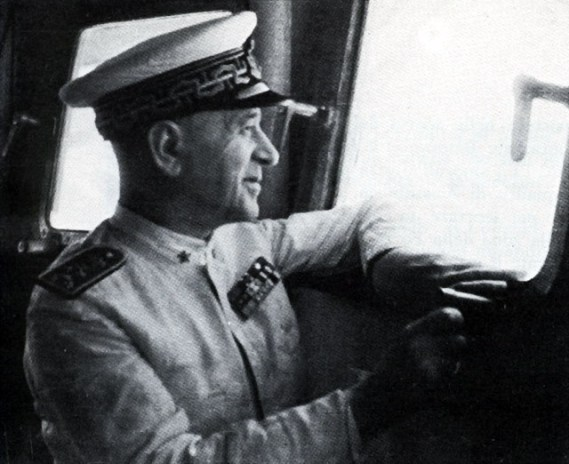 Ammiraglio Inigo Campioni