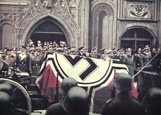 I funerali di Rommel