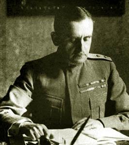 Il generale Pietro Gazzera