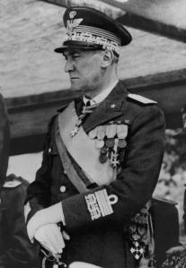 Il Maresciallo d'Italia Rodolfo Graziani