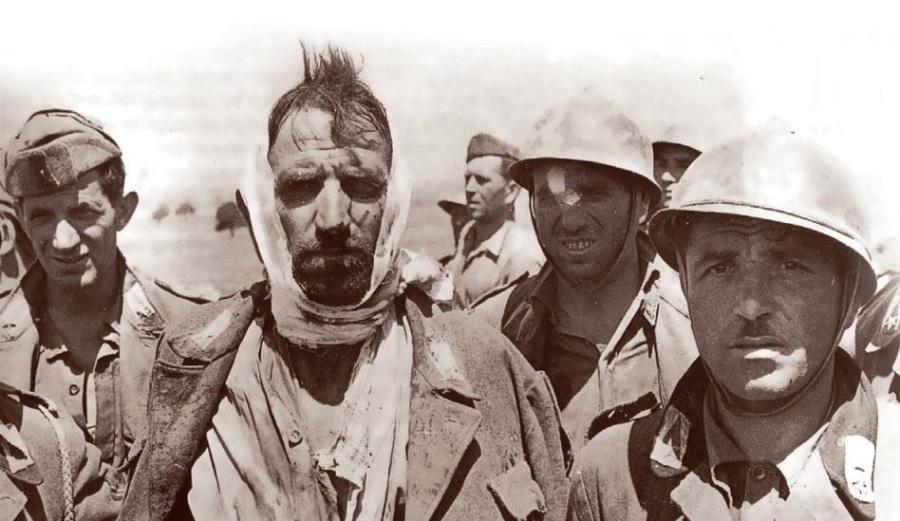 Prigionieri italiani della 206ª Divisione costiera