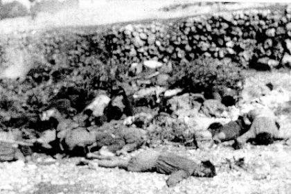 Prigionieri italiani uccisi