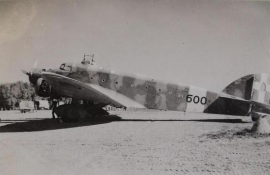 Savoia Marchetti S.81 Pipistrello