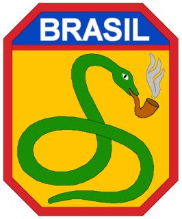 Distintivo della Força Expedicionária Brasileira