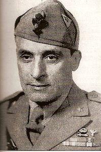 Il generale Giuseppe Castellano