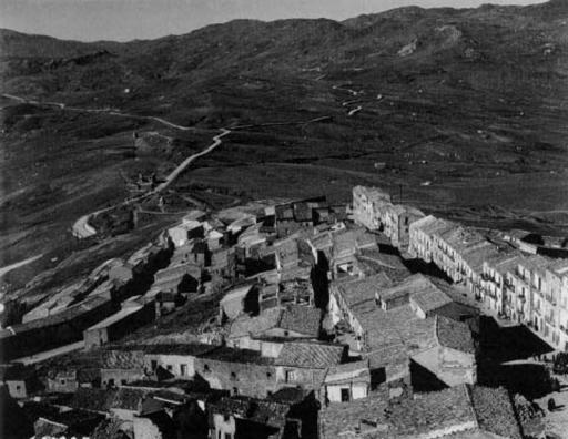 Il paese nel 1943