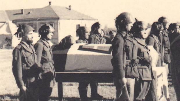 Immagine dei funerali