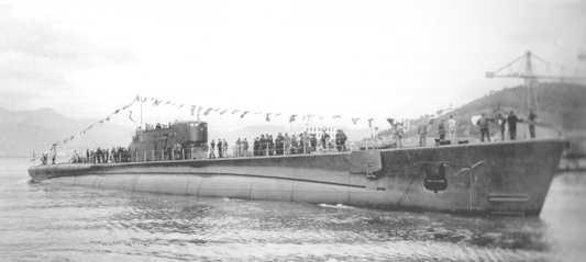 Italian-submarine-Tazzoli