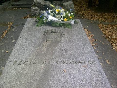 La tomba di fecia di Cossato