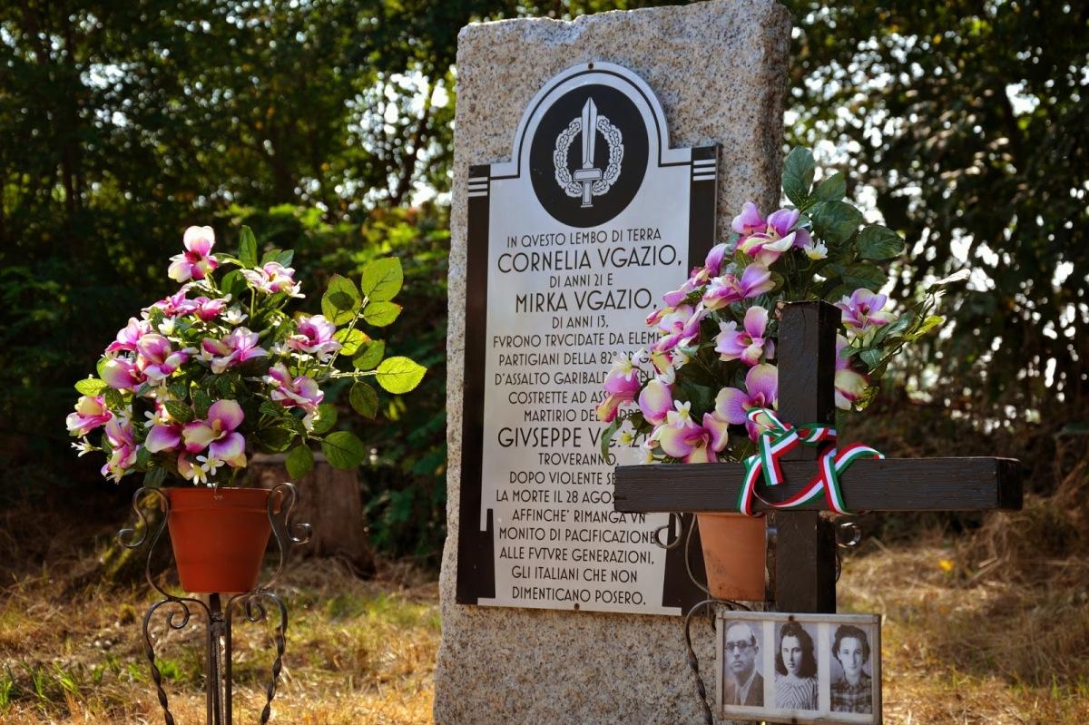 Il martirio della famiglia Ugazio