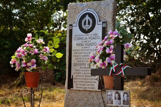 Monumento famiglia Ugazio