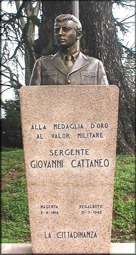 Monumento Giovanni Cattaneo
