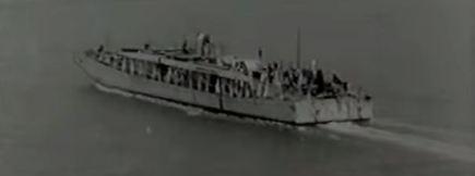 Traghetto italiano da Messina 3