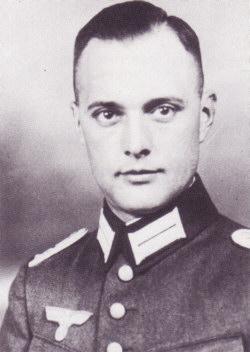 Il tenente colonnello Barge