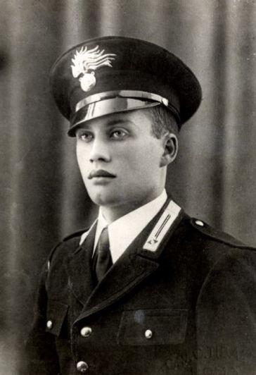 Il vice brigadiere dei carabinieri Salvo D'Acquisto