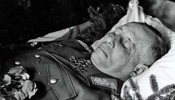 Rommel morto