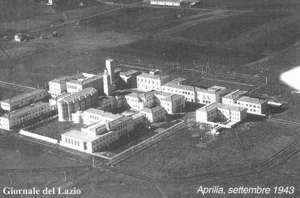 Aprilia nel settembre del 1943
