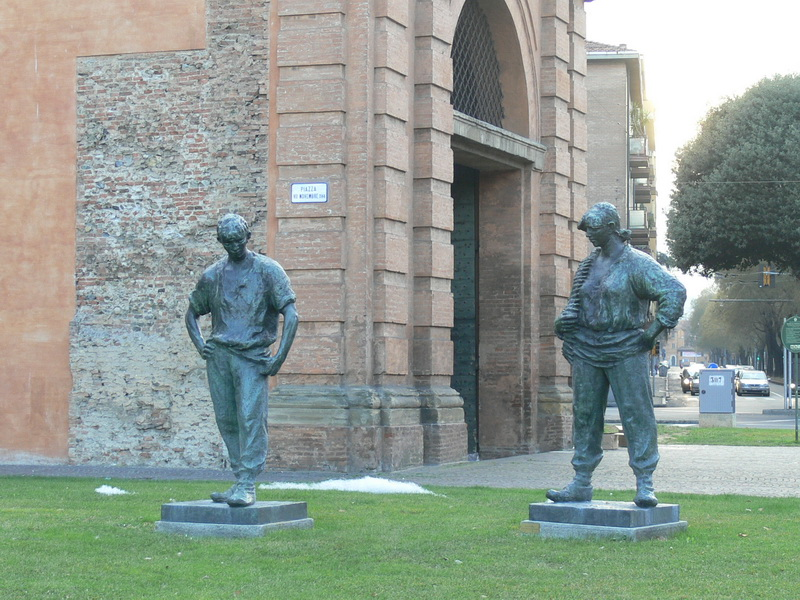 Monumento Porta Lame Bologna 2