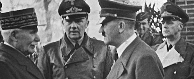 Petain e Hitler