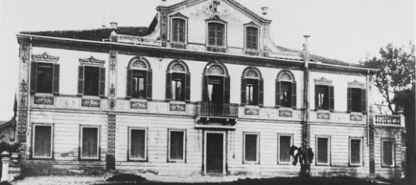 Villa Giusti dove venne firmato armistizio fra Regno d'Italia e Impero Austro-ungarico.jpg