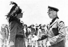 Rommel decora Ugo Montemurro