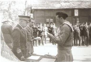 19 maggio 1944 a bordeaux giurano i volontari di francia