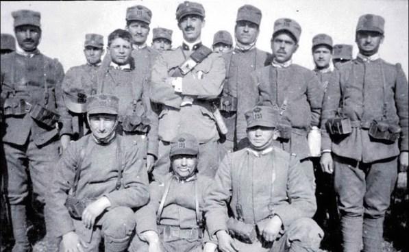 I Dimonios della Brigata Sassari