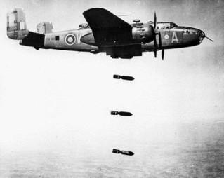 Bombardamento di Cassino gli aerei