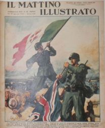 Il mattino illustrato sull'operazione di Castelrosso