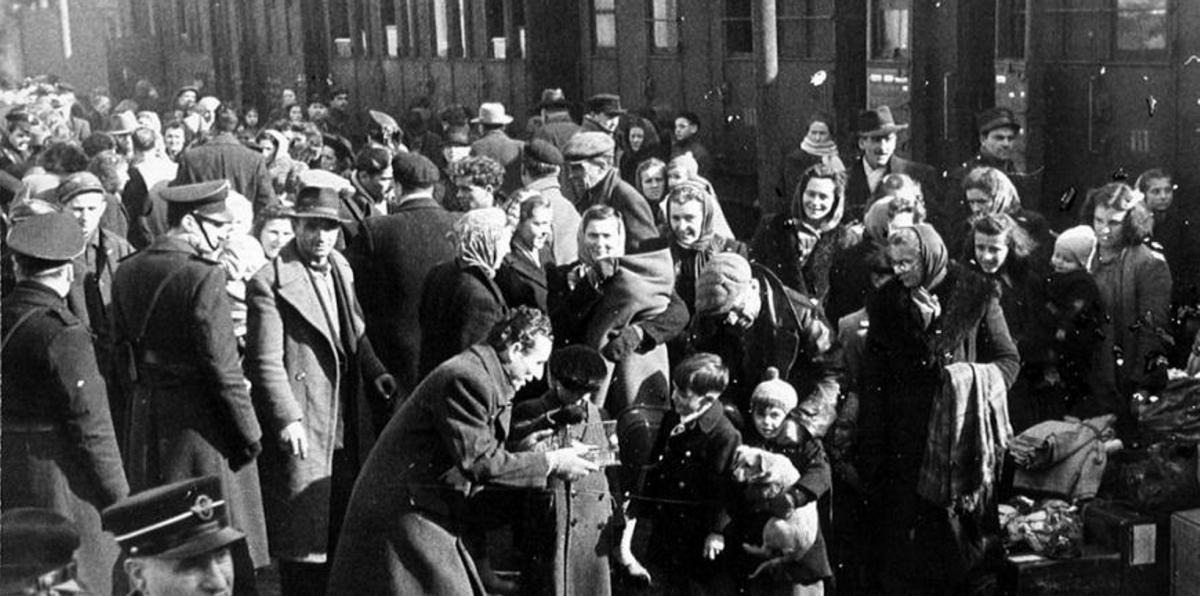 18 febbraio 1947, il treno della vergogna