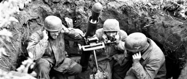 Paracadutisti tedeschi a Montecassino