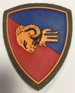 Scudetto omerale della Brigata corazzata Ariete