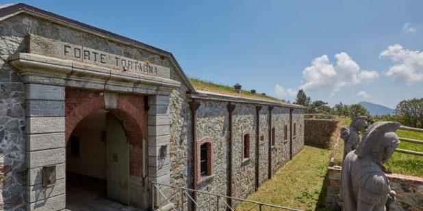 Forte Tortagna eccidio alpini Monterosa