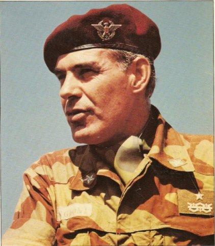 Generale Franco Angioni Libano 2