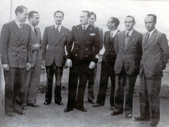 I componenti della 1ª Flottiglia MAS nel 1939..jpg