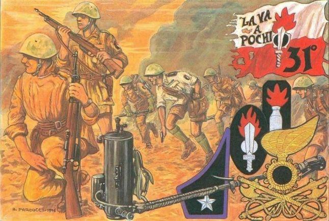 XXXI Battaglione Genio Guastatori