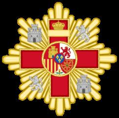 Gran Cruz militar d'Espana