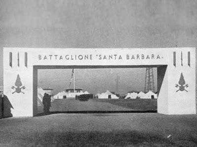 Ingresso del Campo Santa Barbara