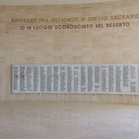 Sacrario di El Alamein