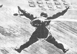 Alessandro Tandura paracadutista