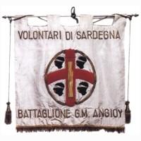 Labaro Battaglione volontari Giovanni Maria Angioy