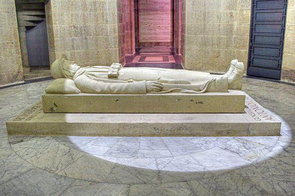 Pocol tomba del generale Cantoee e del Tenente