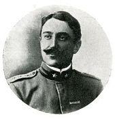 Capitano degli alpini Corrado Venini