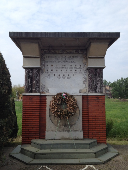 Monumento Martiri di Cadè
