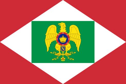 Bandiera Regno d'Italia 1805