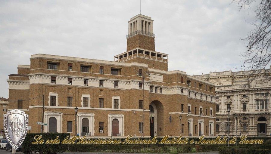 La sede dell'Associazione Mutilati copia